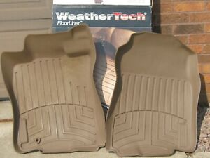 Weathertech Front Floor Liner Mats Ford Fusion Mk2 Milan 2006 2009 Weather Tech