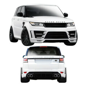 Aero Function Af 1 Body Kit Pur rim Gfk 8 Piece For Range Rover Sport