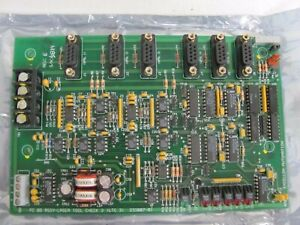 Excellon Automation Pc Bd Assy laser Tool 233007