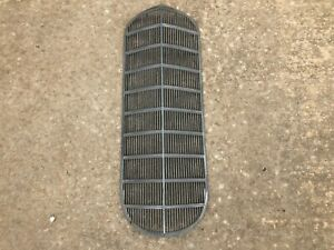 1936 1940 Original Gm Cadillac Lasalle Front Grille Grill Without Emblems Rare
