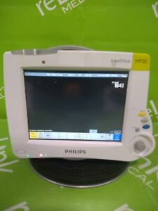 Philips Healthcare Intellivue Mp30 Patient Monitor