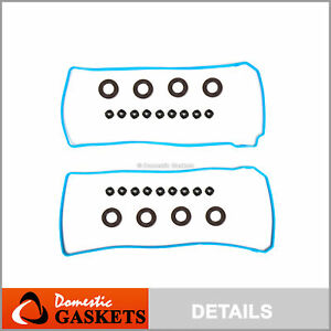 Valve Cover Gasket Fits 97 04 Ford Gt Mustang Lincoln Mercury 4 6 5 4l 32v Dohc