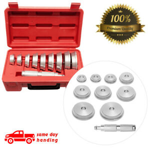 10pcs Wheel Bearing Race And Seal Bush Driver Set For Automotive Wheel Bearings