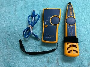 Fluke Networks Intellitone Pro 200 Probe W 200 Lan Toner Network Cable Tester