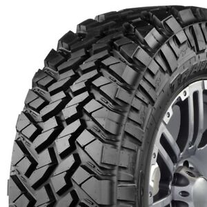 4 New Nitto Trail Grappler M T Lt 265 70r17 Load E 10 Ply Mt Mud Tires