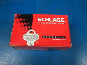 Schlage Everest Mortise Cylinder 30 021 118 145 626 0 bit