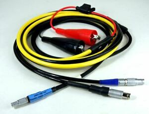80000t Satel Easy Pro epic Pro Radio To Trimble R8 r7 5800 5700 Power data Cable