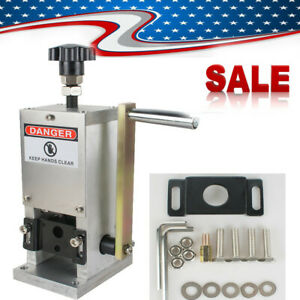 Copper Wire Stripping Machine Cable Wire Stripper Copper Recycle Tool usa
