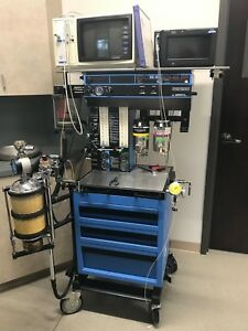 Drager Narkomed 2a Anesthesia Machine Unit