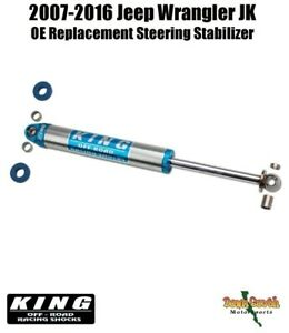 King Shock Replacement Steering Stabilizer For 07 18 Jeep Wrangler Jk 20001 152