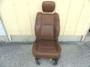 Dodge Ram Longhorn Driver Left Leather Seat Bucket 13 14 15 16 17 1500 2500 3500