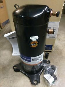 Copeland Scroll Compressor Zp39k5e pfv 830 208 230v 1ph 60hz R410a