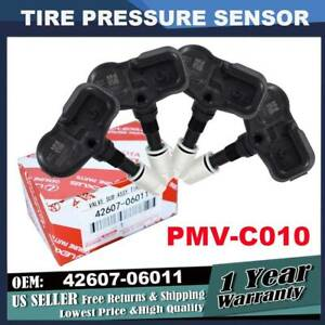 4 Pmv c010 Genuine Tire Air Pressure Monitoring Sensor For Toyota 4260730060