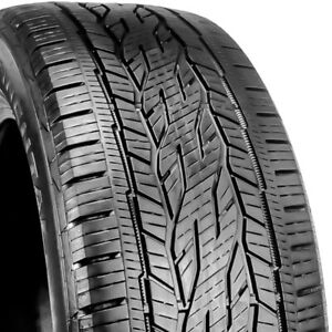 Continental Crosscontact Lx20 Ecoplus 255 55r20 107h Used Tire 8 9 32 222645
