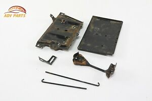 2013 2017 Infiniti Jx35 Qx60 Battery Tray Hold Down Strap Clamp Holder Set Oem
