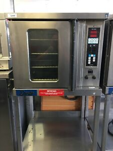 Duke Im 2000 Commercial Electric Baking Convection Oven 1 2 Size Working