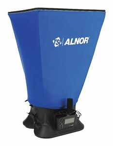 Tsi Alnor Air Flow Capture Hood 3 Of Reading Accuracy Hoods Included 2 Ft
