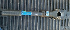 Cembre Ht tc041hand Operated Hydraulic Cable Cutter Excellent Free Shipping