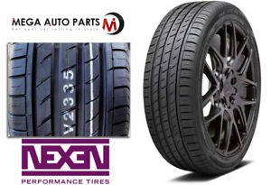 1 New Nexen N Fera Su1 235 45r17 97w All Season Ultra High Performance Tires