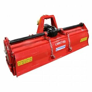 72 Lightweight Rotary Tiller Category 1 2 3 point Hitch For Garden And Farm