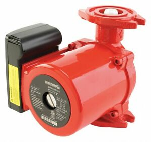 Armstrong Pumps Inc 5 16 Hp Cast Iron Wet Rotor Maintenance Free Hot Water