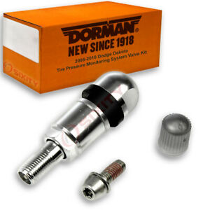 Dorman Tpms Valve Kit For Dodge Dakota 2008 2010 Tire Pressure Monitoring Zp