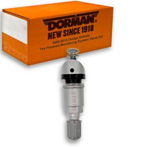 Dorman Tpms Valve Kit For Dodge Dakota 2008 2010 Tire Pressure Monitoring Xd