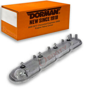 Dorman Left Valve Cover For Chevy Express 3500 2009 2017 6 0l 4 8l V8 Qr