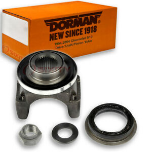 Dorman Rear Driveshaft At Rear Axle Drive Shaft Pinion Yoke For Chevy S10 Mb