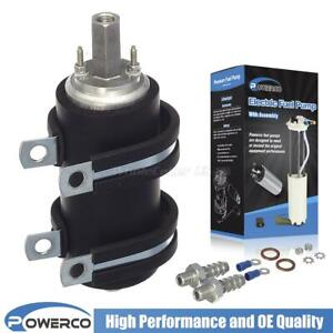 Universal External Inline Fuel Pump Gsl392 400 939 For Turbocharged Supercharged