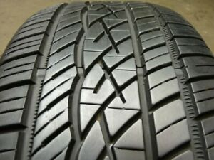 Continental Controlcontact Sport A s 235 55zr18 100w Used Tire 8 9 32 54899