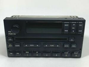 Genuine Ford 1998 2003 F150 Crown Victoria Expedition Radio Am Fm Cd Player Oem