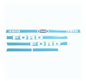 Sparex S 8426 Decal Kit Ford 3910