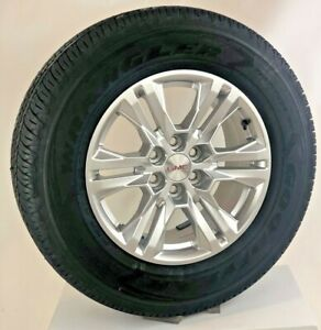 New Gmc Canyon Factory Oem 17 Inch Wheels Rims Goodyear Tires 2015 2018