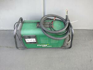 Victor Thermal Dynamics Cutmaster 102 100 Amp Plasma Cutter