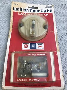 Delco Remy Ignition Tune Up Kit Fits Gm 8 Cylinder 101 2 New Old Stock