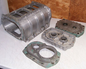 6 71 Blower Supercharger 671 Drag Racing Roots Diesel Type Sbc Chevy Ford Mopar