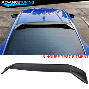 Fits 13 20 Scion Frs Gt86 Subaru Brz Rear Roof Spoiler Wing Pp