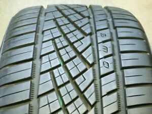 Continental Extremecontact Dws 06 225 40zr19 93y Used Tire 9 10 32 78169