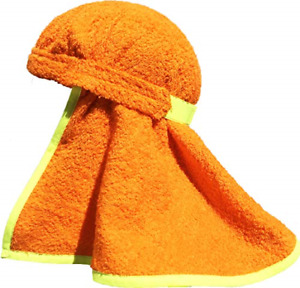 3 in 1 Hard Hat Sun Shade Sweatband And Cooling Towel Reduce Heat Stress