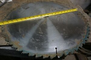 22 Saw Cutoff Rip Saw Blade 1 1 4 Bore 60 T
