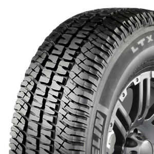 4 New Michelin Ltx A T2 265 70r17 Load E 10 Ply At All Terrain Tires