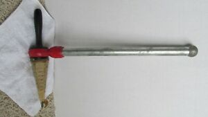 Ridgid No 2 Ratcheting Pipe Reamer Rigid Long Grip Reamer Exc Condition