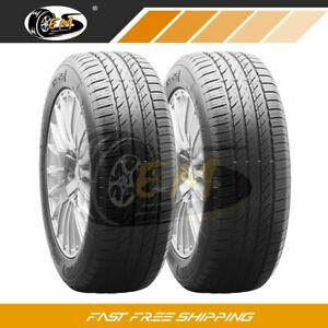 2 New 215 50r17 95v Xl All Season Uhp Nankang High Performance Tires 215 50 17