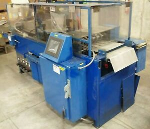 Arpac Model Shrink Wrapper Came From Shrink Wrap Packing Line