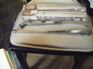 Nos 1965 70 Dodge Charger coronet Chrysler Imperial Dart Stainless Wiper Arms