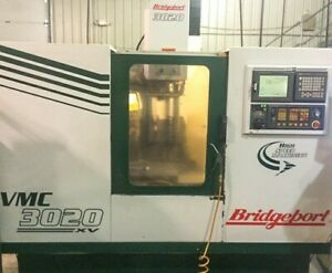 2000 Bridgeport Vmc3020xv Cnc Vertical Mill