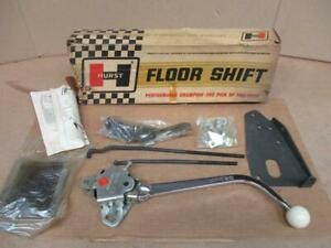 Hurst 3 Speed Floor Shifter Nos 1960 s 273 3130 Ford Manual Top Loader