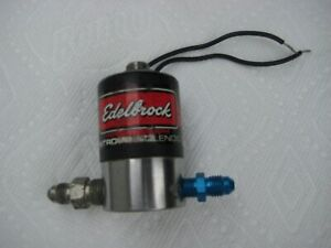 Dirt Cheap Used Edelbrock Performer Rpm Nitrous Solenoid 400hp With Fittings