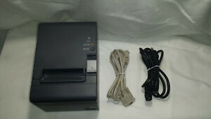 Epson Tm t20 Model M249a Point Of Sale Thermal Receipt Printer